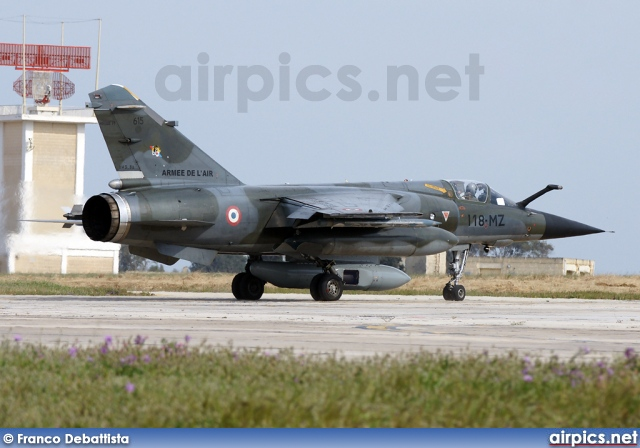 615, Dassault Mirage F.1CR, French Air Force