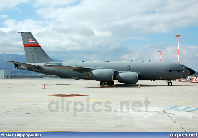 63-7980, Boeing KC-135R Stratotanker, United States Air Force