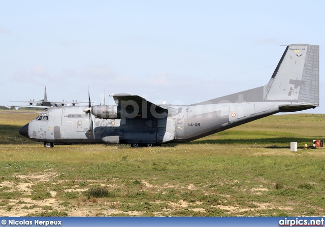 64-GR, Transall C-160R, French Air Force