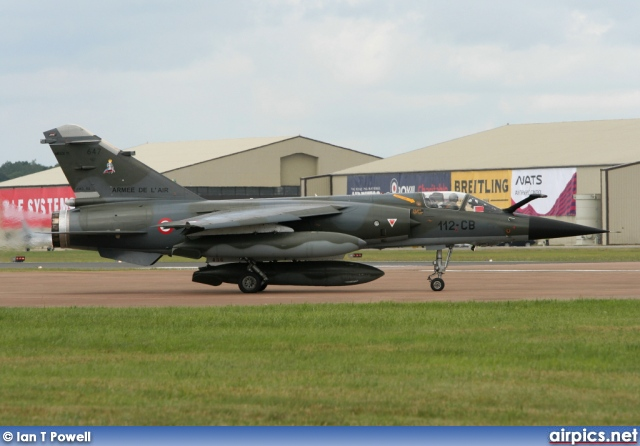 647, Dassault Mirage F.1CR, French Air Force