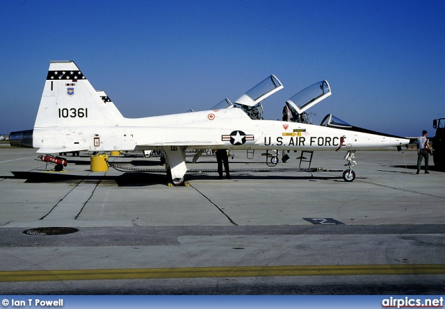 65-10361, Northrop T-38A Talon, United States Air Force