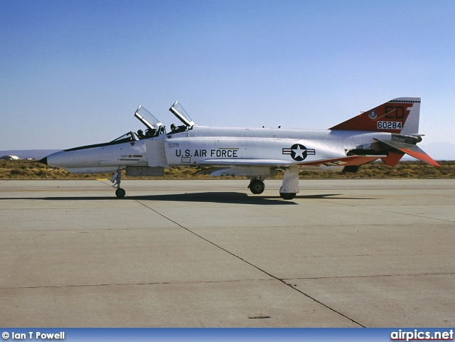 66-0284, McDonnell Douglas F-4E Phantom II, United States Air Force