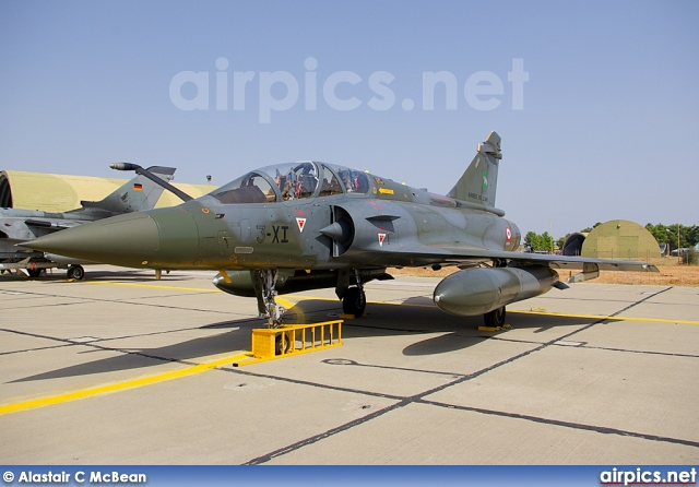 661, Dassault Mirage 2000D, French Air Force