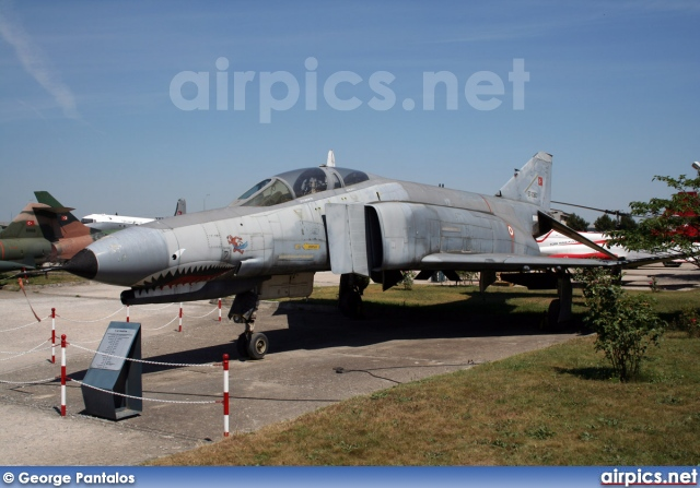 67-0380, McDonnell Douglas F-4E Phantom II, Turkish Air Force