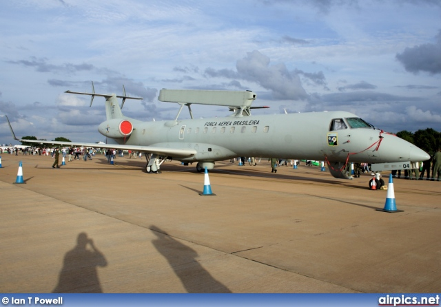 6704, Embraer R-99A, Brazilian Air Force