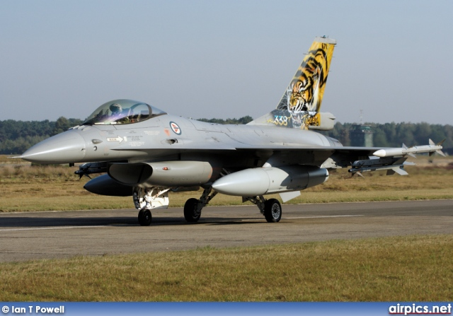 671, Lockheed F-16AM Fighting Falcon, Royal Norwegian Air Force