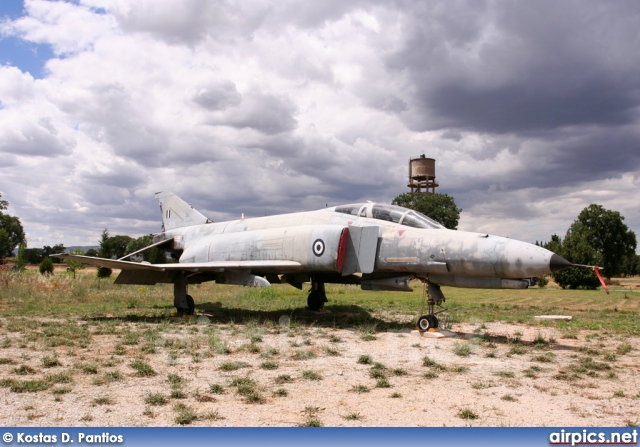 68-0318, McDonnell Douglas F-4E Phantom II, Hellenic Air Force