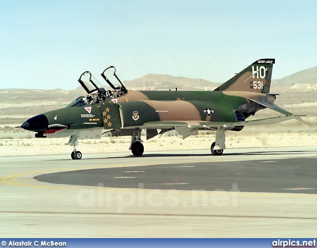68-0531, McDonnell Douglas F-4E Phantom II, United States Air Force