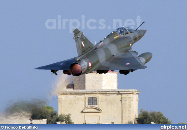 682, Dassault Mirage 2000D, French Air Force