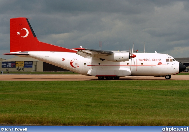 69-033, Transall C-160D, Turkish Air Force