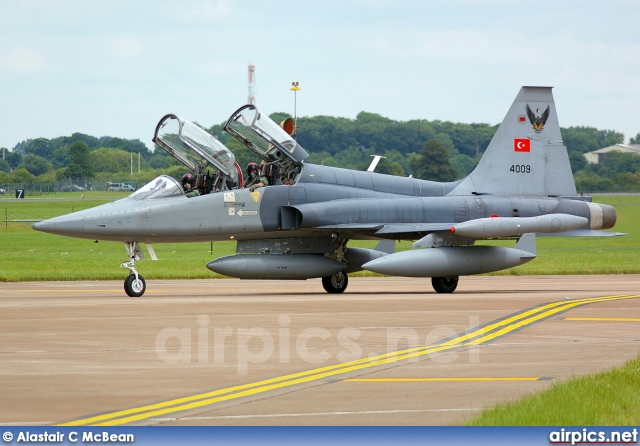 69-4009, Northrop NF-5B Freedom Fighter, Turkish Air Force