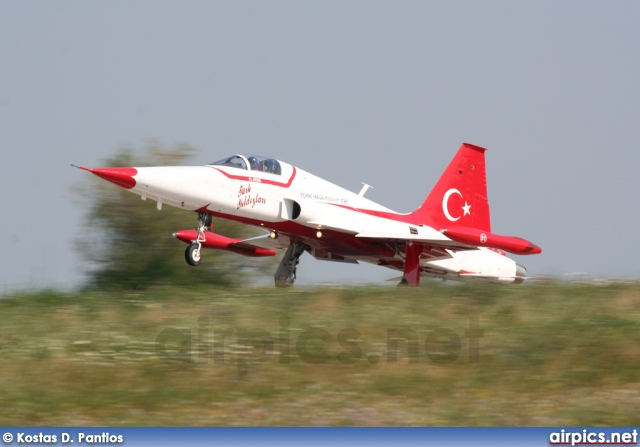 71-3051, Northrop NF-5A Freedom Fighter, Turkish Air Force