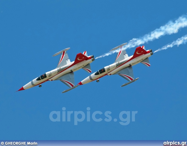 71-3052, Northrop (Canadair) NF-5A Freedom Fighter, Turkish Air Force