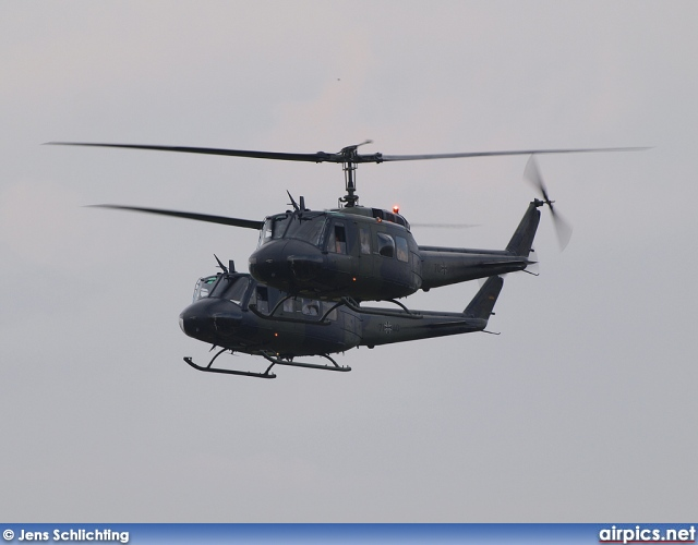 71-40, Bell UH-1H Iroquois (Huey), German Army