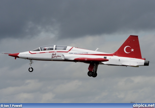 71-4017, Northrop NF-5B Freedom Fighter, Turkish Air Force