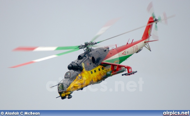 714, Mil Mi-24V, Hungarian Air Force