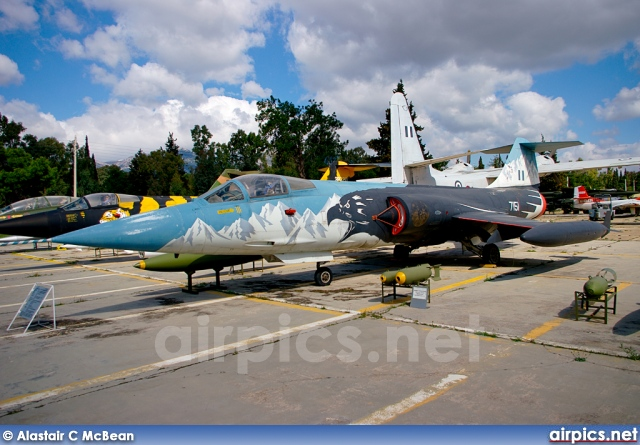 7151, Lockheed F-104G Starfighter, Hellenic Air Force