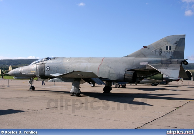 71743, McDonnell Douglas F-4E AUP Phantom II, Hellenic Air Force