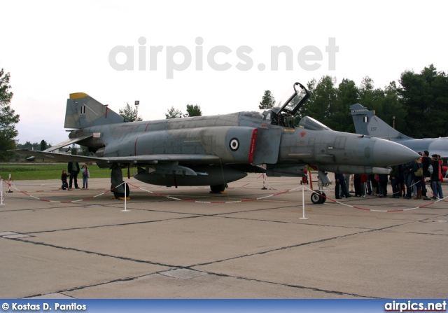 71756, McDonnell Douglas F-4E AUP Phantom II, Hellenic Air Force