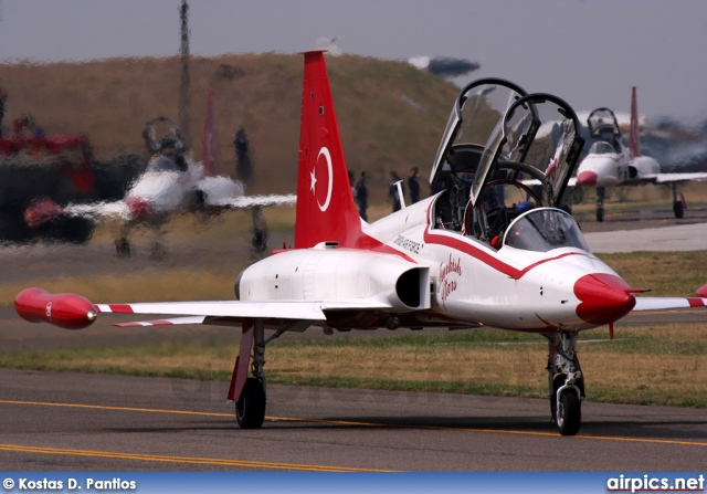 72-4029, Northrop NF-5B Freedom Fighter, Turkish Air Force