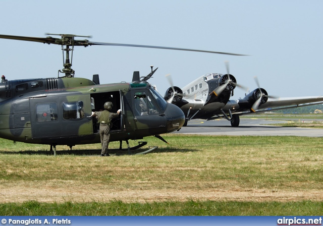 72-91, Bell (Dornier) UH-1D Iroquois (Huey), German Army