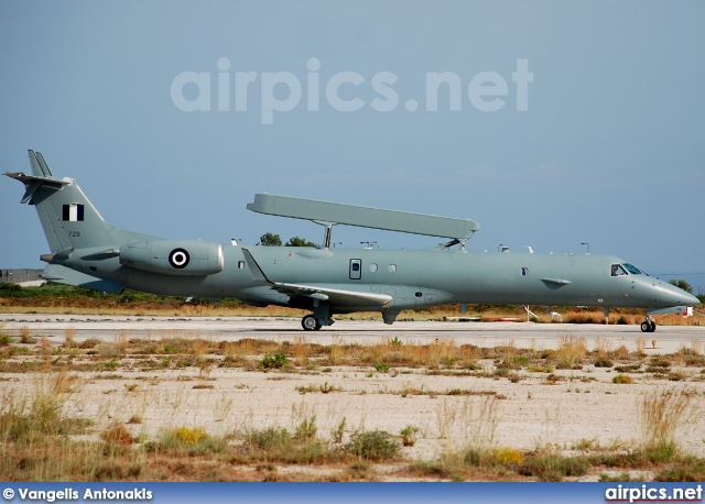 729, Embraer 145H AEW&C, Hellenic Air Force