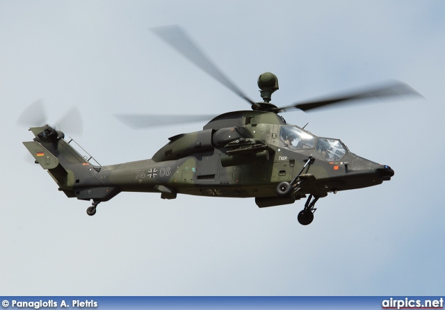 74-06, Eurocopter Tiger UHT, German Army
