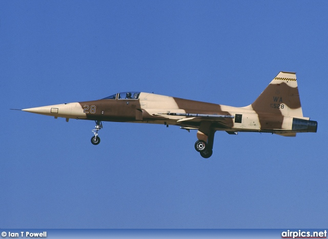74-1528, Northrop F-5E Tiger II, United States Air Force