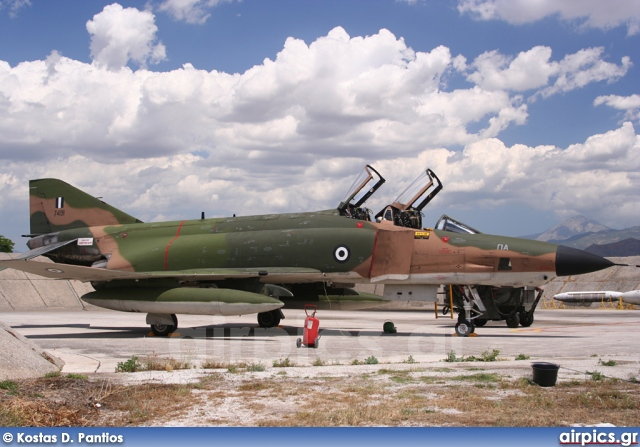 7491, McDonnell Douglas RF-4E Phantom II, Hellenic Air Force