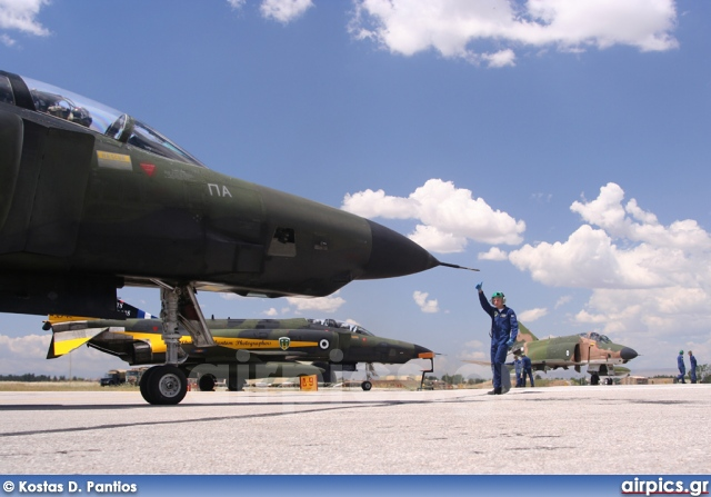 7499, McDonnell Douglas RF-4E Phantom II, Hellenic Air Force