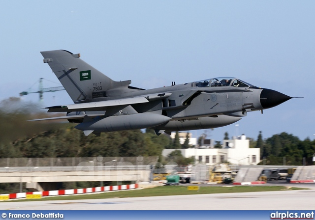 7503, Panavia Tornado IDS, Royal Saudi Air Force