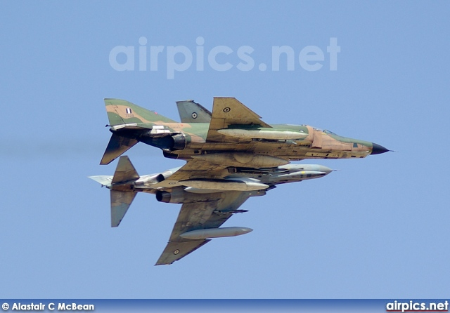 7508, McDonnell Douglas RF-4E Phantom II, Hellenic Air Force