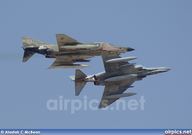 7509, McDonnell Douglas RF-4E Phantom II, Hellenic Air Force