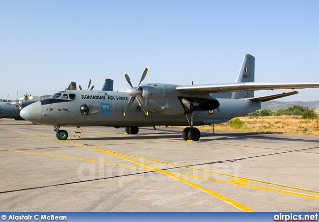 809, Antonov An-26, Romanian Air Force