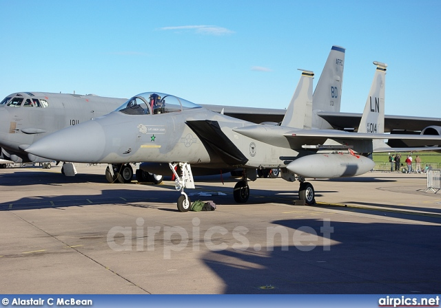 84-0014, Boeing (McDonnell Douglas) F-15C Eagle, United States Air Force