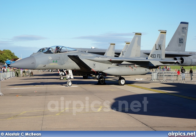 84-0027, Boeing (McDonnell Douglas) F-15C Eagle, United States Air Force