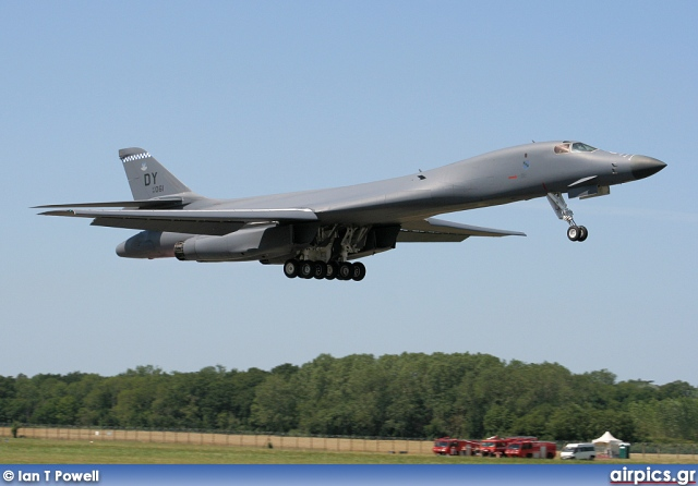 85-0061, Rockwell B-1B Lancer, United States Air Force