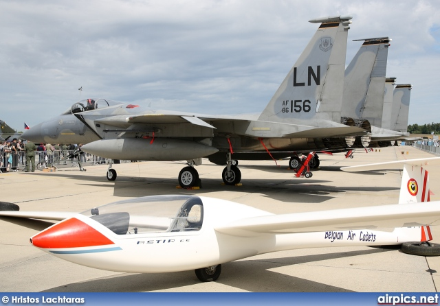 86-0156, Boeing (McDonnell Douglas) F-15C Eagle, United States Air Force