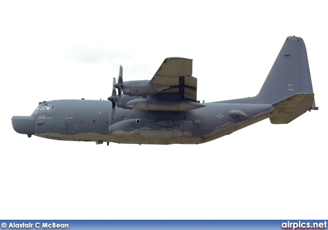 87-0023, Lockheed MC-130H Hercules, United States Air Force
