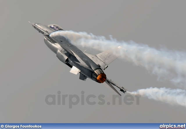 89-2023, Lockheed F-16-CG Fighting Falcon, United States Air Force
