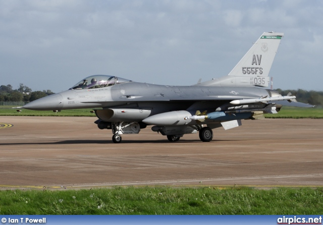 89-2035, Lockheed F-16-CG Fighting Falcon, United States Air Force