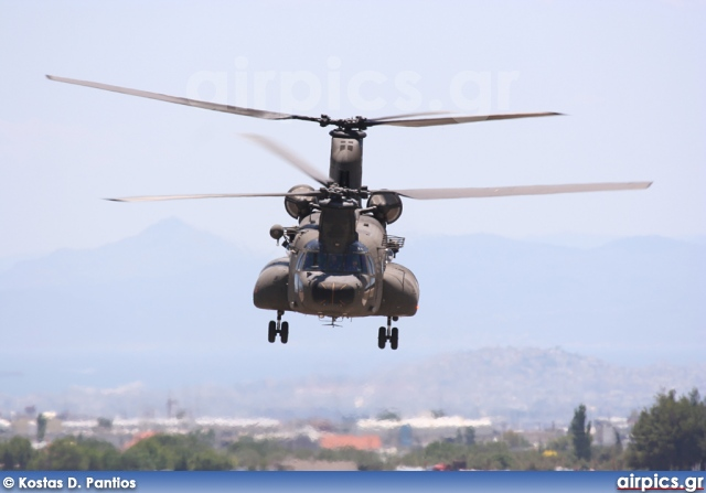 911, Boeing CH-47SD Chinook, Hellenic Army Aviation