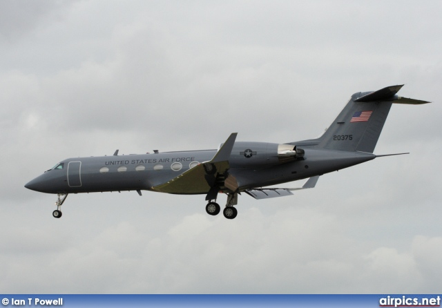 92-0375, Gulfstream C-20H, United States Air Force