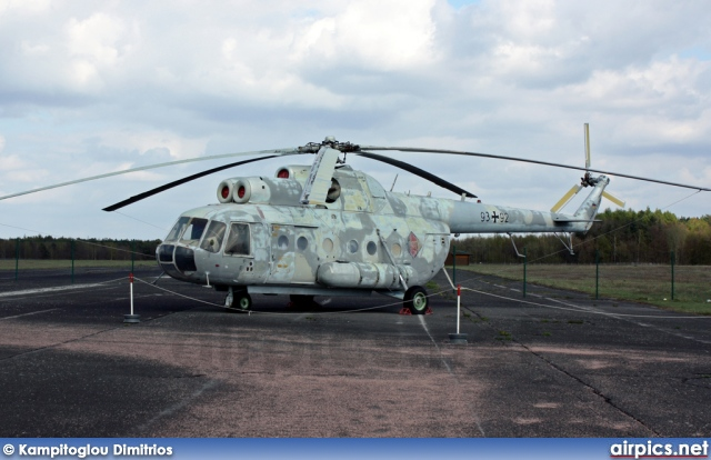 93-92, Mil Mi-9IV, German Air Force - Luftwaffe