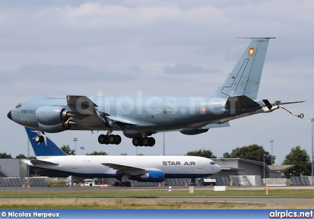 93-CN, Boeing KC-135R Stratotanker, French Air Force