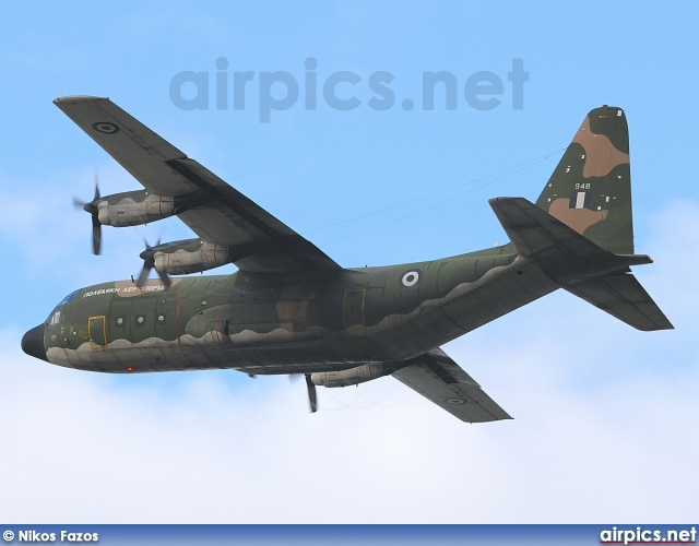 948, Lockheed C-130B Hercules, Hellenic Air Force