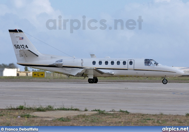 95-0124, Cessna UC-35A Citation Ultra, United States Army