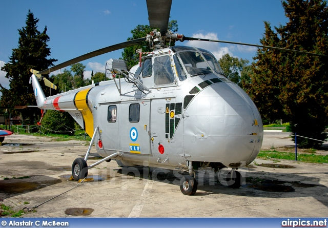 952, Sikorsky UH-19B, Hellenic Air Force