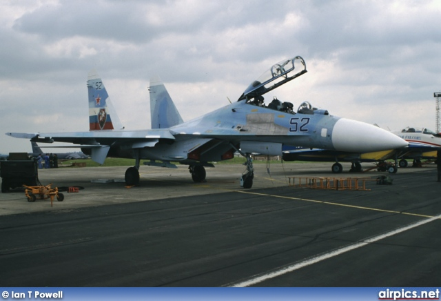 96310107023, Sukhoi Su-30-MKI, Russian Air Force