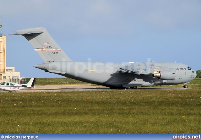 97-0044, Boeing C-17A Globemaster III, United States Air Force